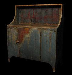 Another dry sink or vanity - beau projet future comme table d appoint pres du mur Jean Guy l a fait.