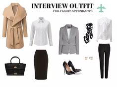 interview-outfit-flight-attendant or my non-rev travel outfit