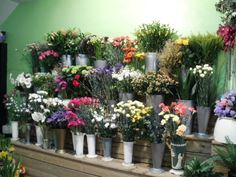 Fresh Flower Stand
