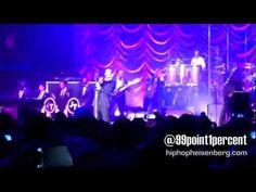 Justin Timberlake - Pusher Love Girl (Live) @ The Palladium Los Angeles CA Grammy Night 2/10/12