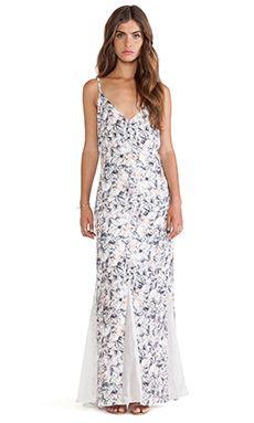 ELLIATT Cherished Maxi Dress in Multi Print