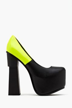 nasty gal. stella platform. #shoes