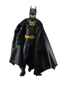 Batman (1989) - 1/4 Scale Action Figure - Michael Keaton (Case 2)