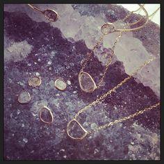 Vale Jewelry | diamond slices