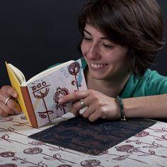 Giulia Fusi #legatoria #LaMeladiCarta http://omaventiquaranta.blogspot.it/2011/10/giulia-fusi.html https://sites.google.com/site/meladicarta/