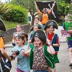 Für Kinder zwischen sechs und zehn Jahren ist unsere Piratenparty ein ganz besonderes Abenteuer. http://www.canvasholidays.de/urlaubsideen/familienurlaub/familyextra