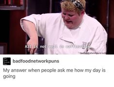 I REMEMBER THIS EPISODE OF CUTTHROAT KITCHEN I'VE SEEN THIS