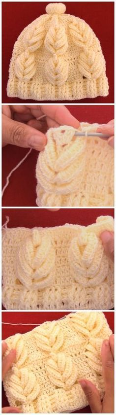 Crochet...So pretty!