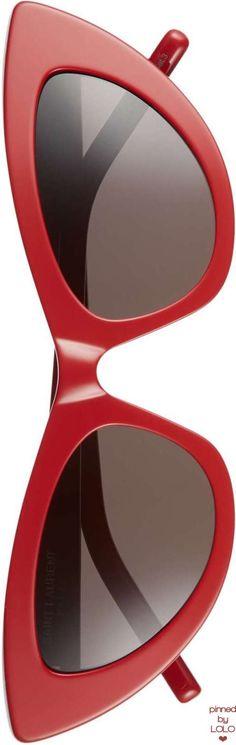 0e1f8999b5da0 Saint Laurent Lily 52mm Cat Eye Sunglasses  saintlaurent Cat Eye Frames