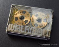 SONY Walkman WM-504 Transparent 06
