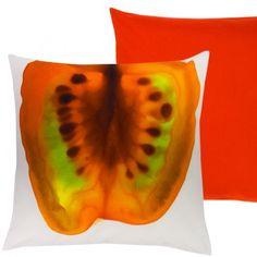 Tomato Pillow by Trois Maison - Etoffe.com