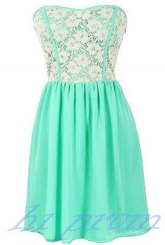 37cfd777c88 22 Best Mint homecoming dresses images in 2019