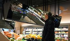 Supermarcet of the future Carlo Ratti Associati brings its smart technology to Milan#39;s supermarket of the future, where augmented reality displays tell consumers more about a product than any label ever could.