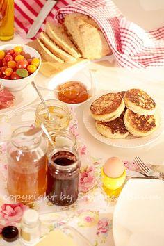 Blogpost auf Mama wann gibts essen???  Sonntagsfrühstück mal selbstgemacht