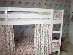Hochbett Vorhang Set Mädchen : Die besten bilder von hochbett vorhang