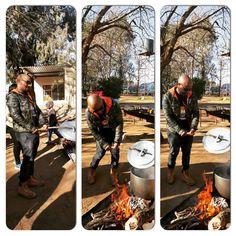shaxe khumalo - We outchea! #MandelaDay #PoitjieKos #LeboneVillage