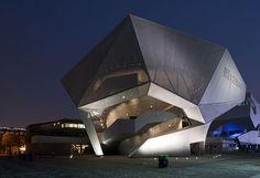 Dezeen » Blog Archive » German Pavilion by Schmidhuber + Kaindl