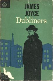 Dubliners, Joyce, 1914. Dubliners is a collection of 15 short stories by James Joyce, first published in 1914. They form a naturalistic depiction of Irish middle class life in and around Dublin in the early years of the 20th century. (Wikipedia)