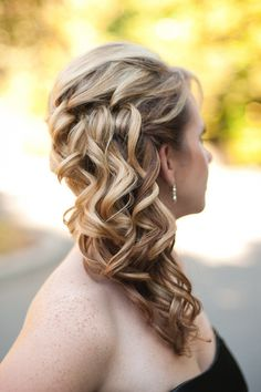 Long Hair Wedding Styles Wedding Hair & Beauty Photos on WeddingWire