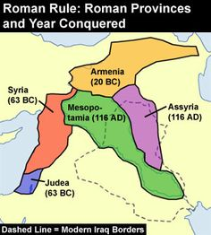 Eastern Roman provinces
