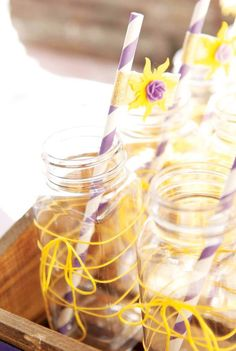 Whimsical Tangled Birthday Party Ideas