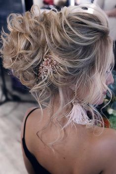 Long Wedding Hairstyles and Updos  #weddings #hairstyles #bride #bridal #wedding #fashion