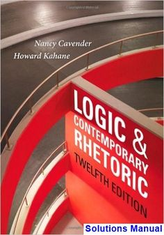 Solution manual for financial economics 2nd edition by bodie isbn logic and contemporary rhetoric the use of reason in everyday life 12th edition cavender solutions manual fandeluxe Images