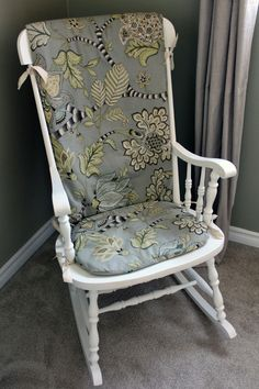 Rockin' Rocking Chair | www.ofhousesandtrees.blogspot.ca