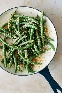 Ginger Miso Green Beans   Naturally.
