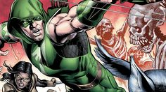 Weird Science DC Comics: Green Arrow #47 Review and *SPOILERS*