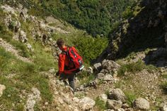 #walking down from #amalficoast #mountains