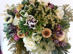 Kytice, květiny, vazba květin, Wedding flowers