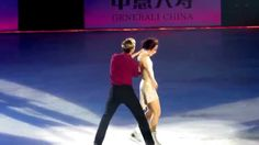 Say Something Meryl & Charlie - Artistry on Ice