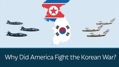Why Did America Fight the Korean War? Why Did America Fight the Korean War? Ap Us History, American History, Dennis Prager, End Of The Age, Korean War, American Revolution, North Korea, Cold War, Historian