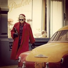 Most Anticipated Films of 2015: Carol (with Cate Blanchett) based on 1952 novel The Price of Salt by Patricia Highsmith.