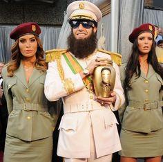 Dictator nude sacha baron cohen
