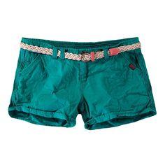Brunotti Gafar Women Walkshort (Groen) - WOMEN CASUALSHORTS - Brunotti online shop