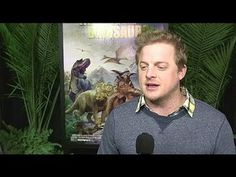 Walking with Dinosaurs: The Movie: Skyler Stone NY Screening Interview --  -- http://www.movieweb.com/movie/walking-with-dinosaurs-the-movie/skyler-stone-ny-screening-interview