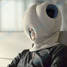 LOL!!!! Pullover Ostrich Pillow