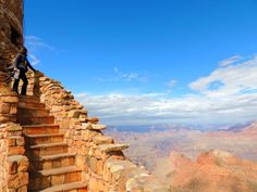Grand Canyon Nationalpark Watchtower Places Ive Been, Nature, Travel, Grand Canyon National Park, Naturaleza, Viajes, Trips, Nature Illustration, Outdoors