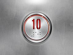 Elevator Button by Ivan Afandi