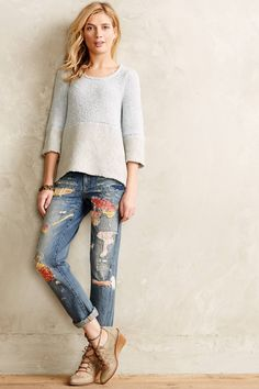 Shop the Pilcro Premium Hyphen Sweater-Patch Jeans and more Anthropologie at Anthropologie today. Read customer reviews, discover product details and more.