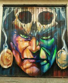RAF Amazing Street Art, Street Artists