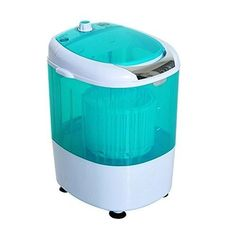 Portable Washer Spin And Dryer Electric Camping Washing Machine Car Travel