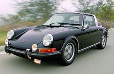 1967-69 Porsche 911 Targa