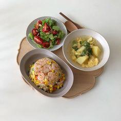 K Food, Food Porn, Cute Food, Yummy Food, Helathy Food, Asian Recipes, Healthy Recipes, Perfect Food, Aesthetic Food