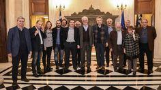 Συνάντηση Βουλευτών ΣΥΡΙΖΑ της Περιφέρειας ΑΜ-Θ με τον Υπουργό Παιδείας http://ift.tt/2uZCx8I