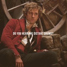 Aaron Tveit as Enjolras. Swoon