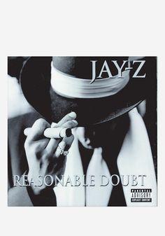 JAY-Z Reasonable Doubt  3 LP