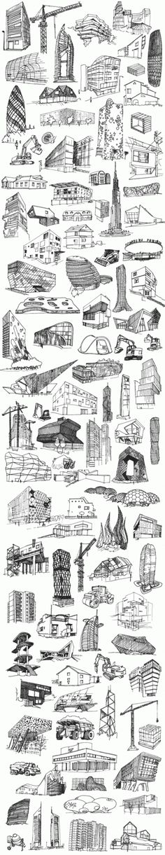 XXI Architecture Piotrek Chuchla